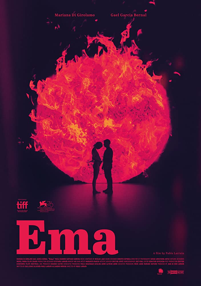 Poster film Ema (2019)