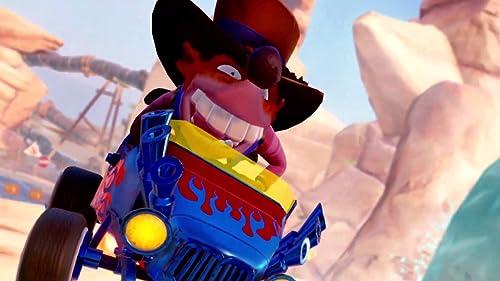 Crash Team Racing: Nitro-Fueled: Customization Trailer