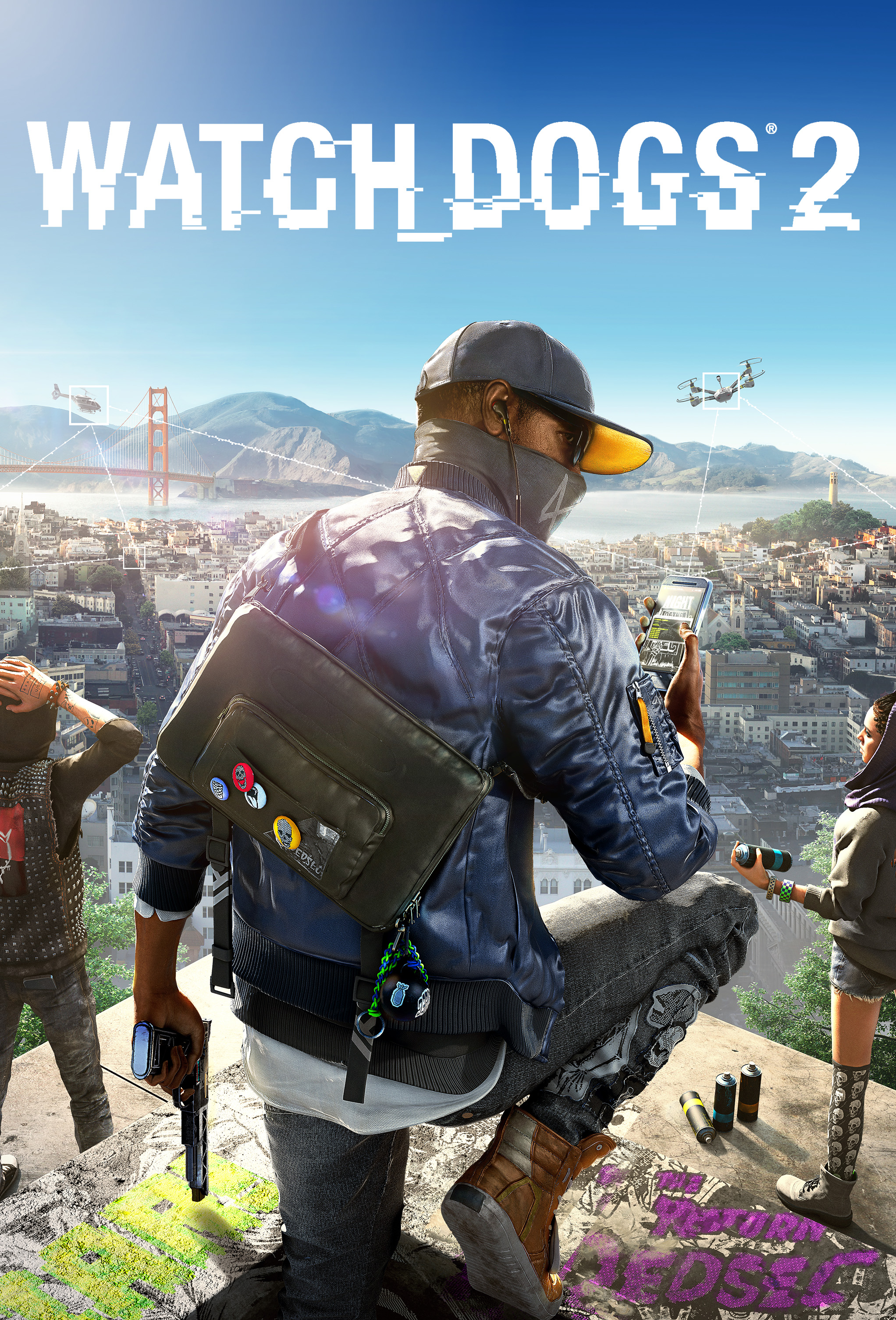 Watch Dogs 2 | RePack By Xatab