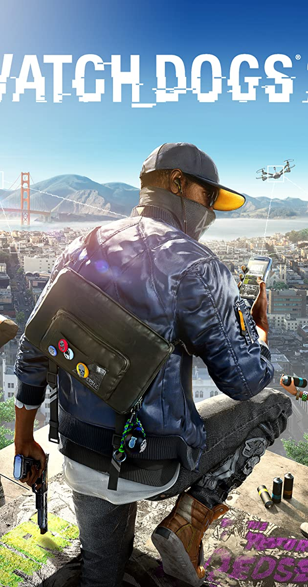 Watch Dogs 2-CPY 2018