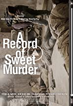 A Record of Sweet Murderer