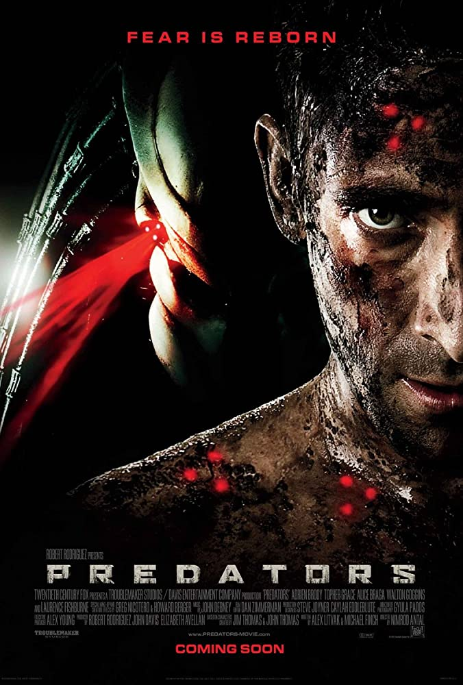 Predators (2010) Hindi Dubbed