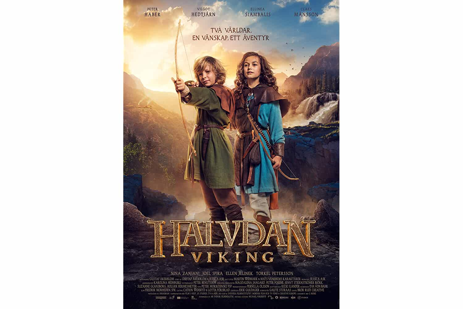 Halvdan Viking (2018)