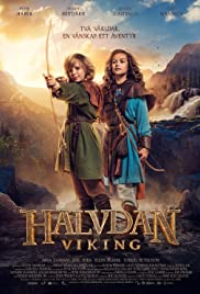 Halvdan Viking Poster