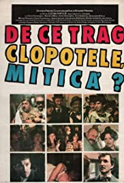 De ce trag clopotele, Mitica? Poster