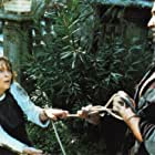 George Eastman and Tisa Farrow in Antropophagus (1980)