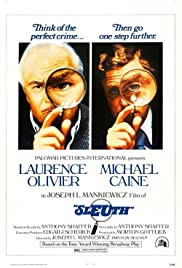 Sleuth Poster