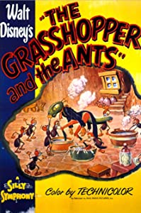 Quick movie downloads free The Grasshopper and the Ants [480x320]