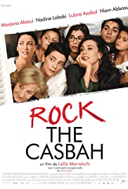 Rock the Casbah Poster