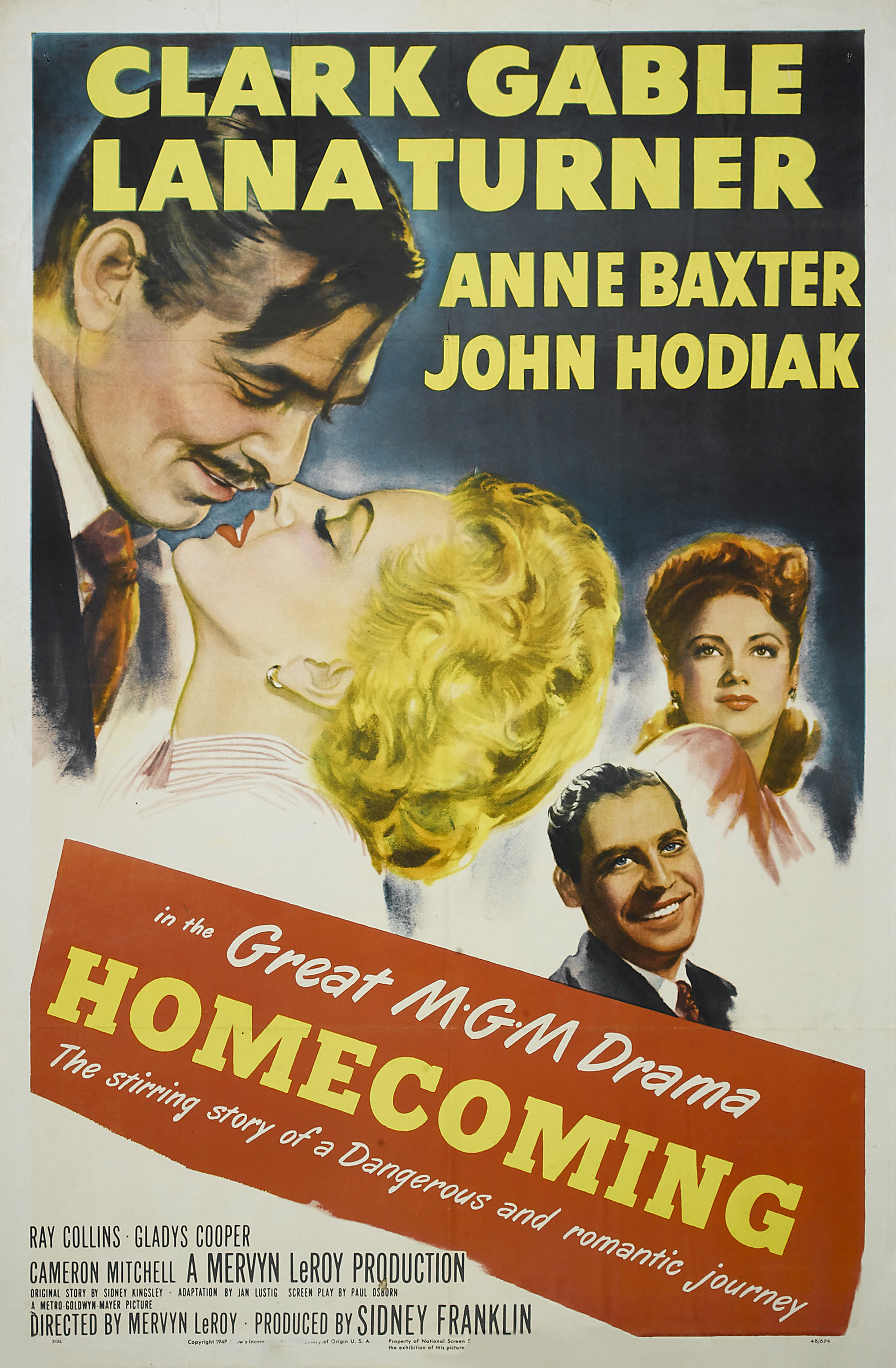 Homecoming 1948 Imdb