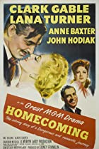 Homecoming (1948) Poster