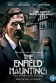 The Enfield Haunting Poster - TV Show Forum, Cast, Reviews