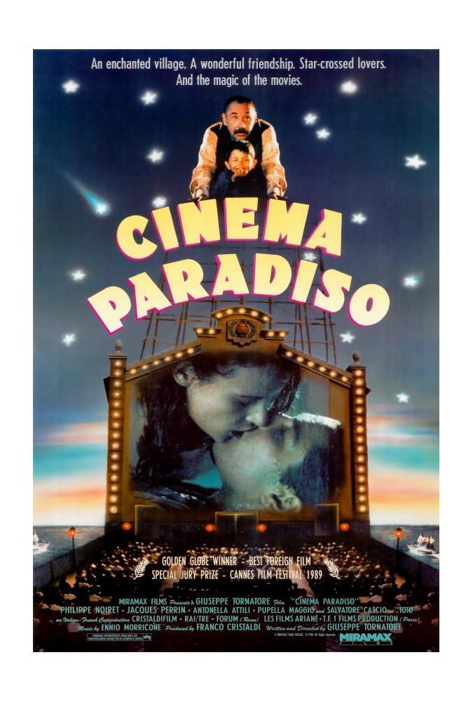 Cinema Paradiso(1988)