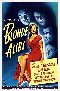 Blonde Alibi USA
