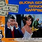 Peter Lawford and Gina Lollobrigida in Buona Sera, Mrs. Campbell (1968)