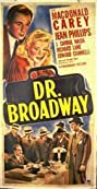 Dr. Broadway (1942) Poster