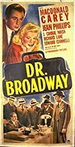 Latest movie downloading sites Dr. Broadway by Anthony Mann 2160p]