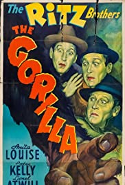The Gorilla Poster