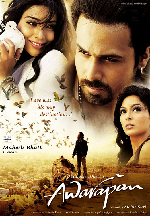 Awarapan (2007) Hindi Full Movie 480p, 720p, 1080p Download & Watch Online