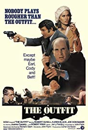 The Outfit (1973) Poster - Movie Forum, Cast, Reviews