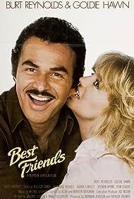 Goldie Hawn and Burt Reynolds in Best Friends (1982)