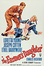 The Farmer's Daughter (1947) 1080p