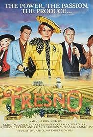 Teri Garr, Carol Burnett, Dabney Coleman, Charles Grodin, and Gregory Harrison in Fresno (1986)