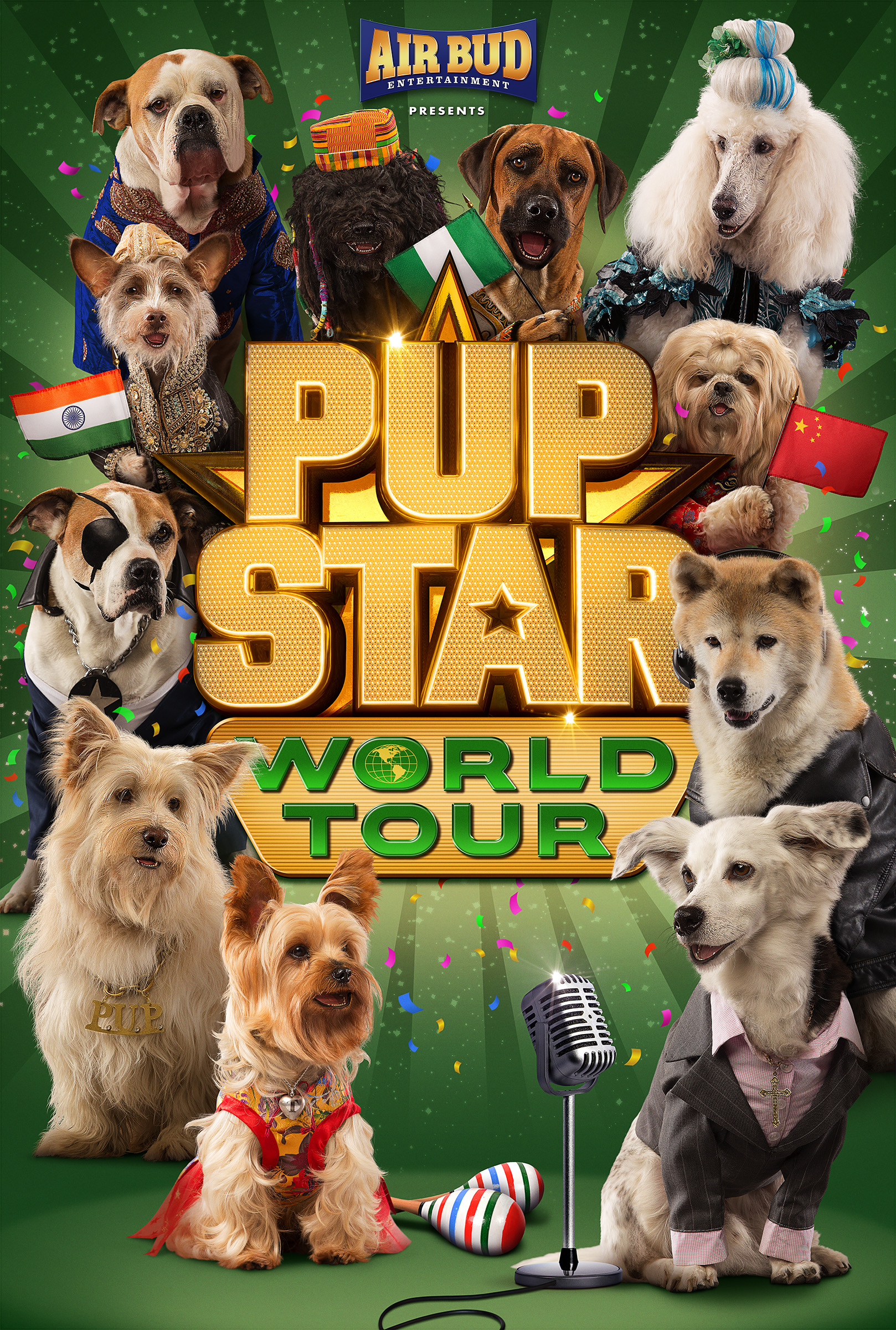 pup star world tour 2018 imdb