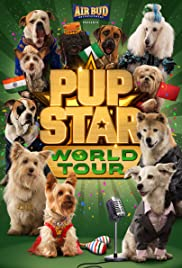 Pup Star: World Tour Poster