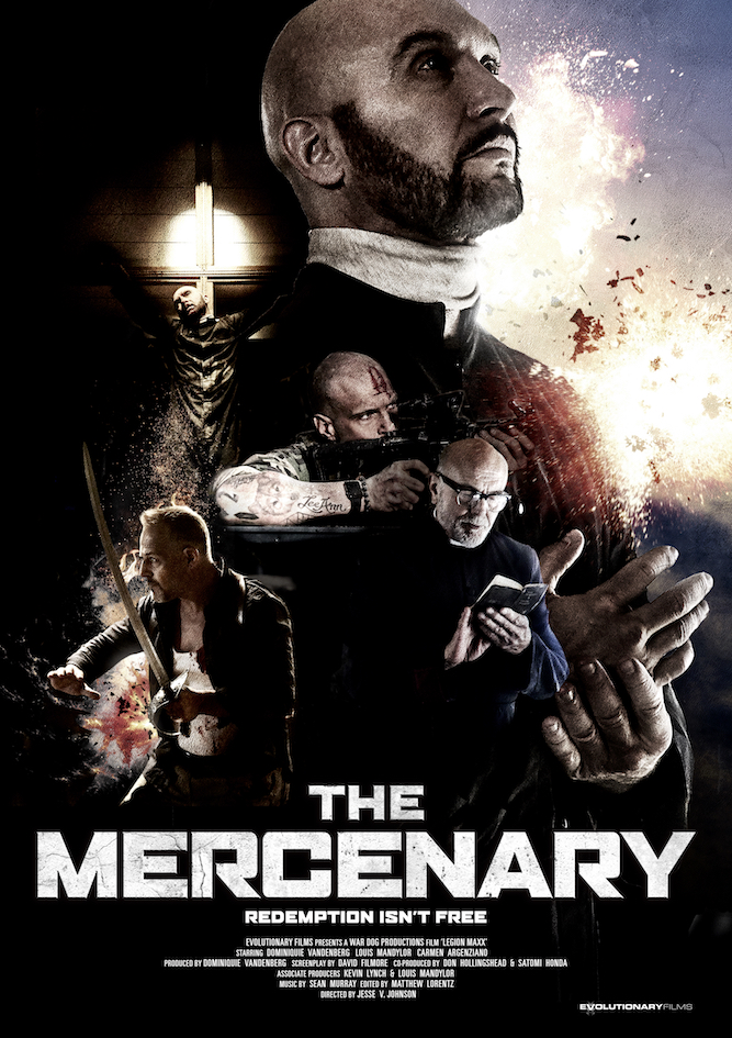 SAMDINYS (2019) / The Mercenary