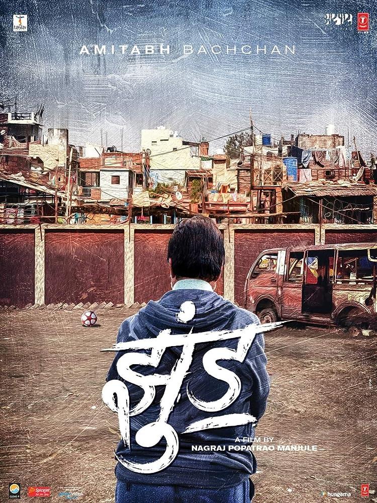 Jhund (2020) Hindi 720p WEB-DL – Amitabh, Nagraj Manjule