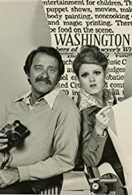 Richard Crenna and Bernadette Peters in All's Fair (1976)