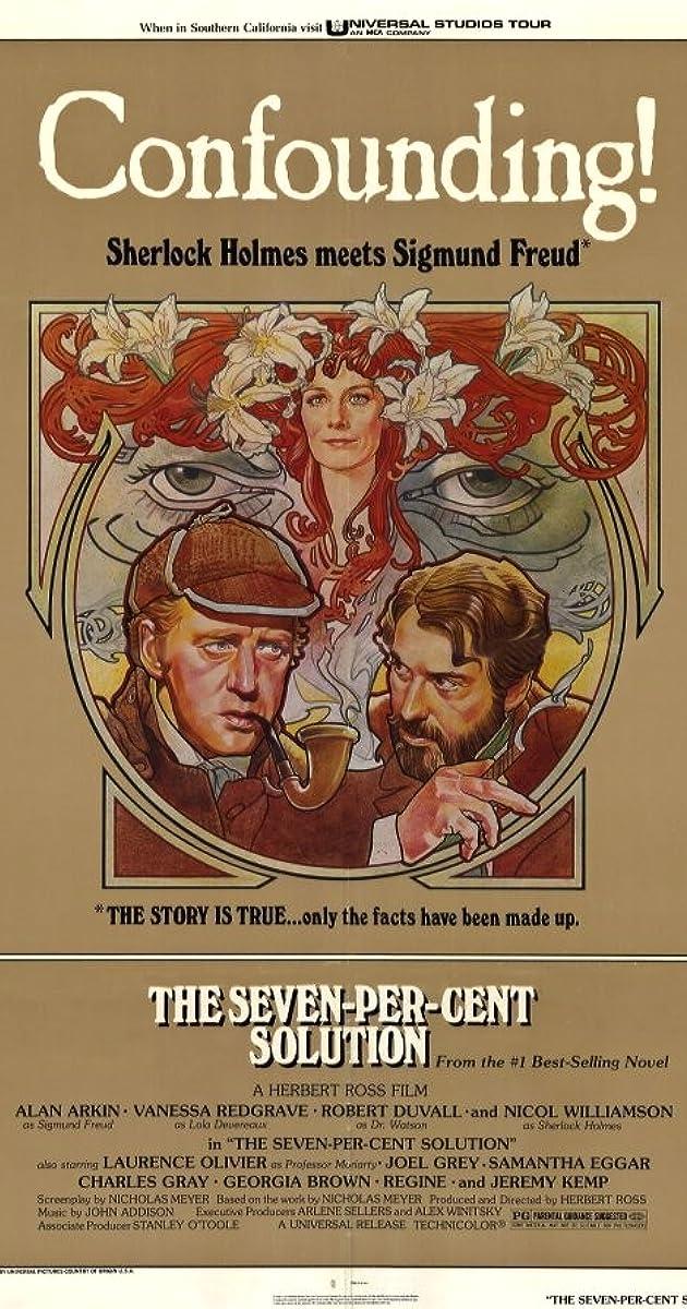 The Seven-Per-Cent Solution (1976) - IMDb