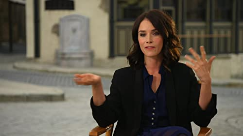 Timeless: Abigail Spencer On Her Preparation For Her Role