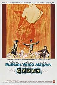 Gypsy (1962) Poster - Movie Forum, Cast, Reviews