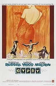 Watch full movies hd Gypsy by Emile Ardolino [Full]