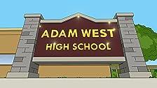 Adam West High