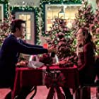 Autumn Reeser and Antonio Cupo in A Glenbrooke Christmas (2020)