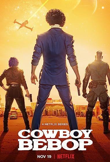 Cowboy Bebop (2021) English S01 Complete