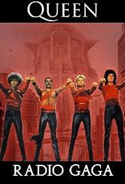 Queen: Radio Ga Ga Poster