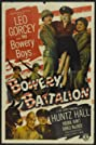 Bowery Battalion (1951) Poster