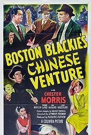 Boston Blackie's Chinese Venture(1949) Poster - Movie Forum, Cast, Reviews