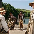Kristin Scott Thomas and Joseph Fiennes in Man to Man (2005)