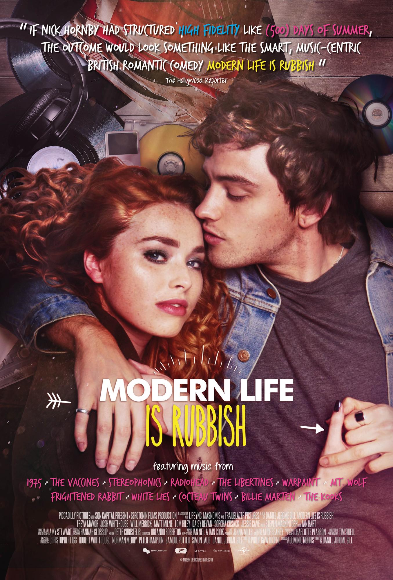 Resultado de imagem para modern life is rubbish  movie