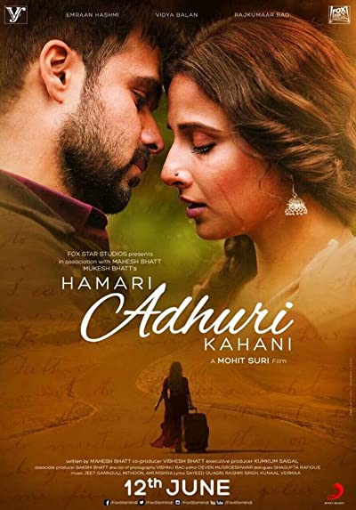 Hamari Adhuri Kahani 2015 Full Hindi Movie Download 300MB 480p HDRip