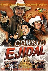 Luis Gatica, Hugo Stiglitz, and Fernando Sáenz in Comisario ejidal (2001)