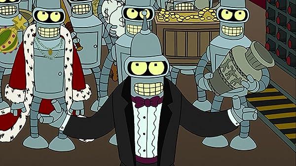 Futurama 6×04 – Gran puntuación de Bender: Parte 4