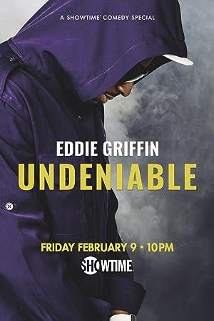 Where to stream Eddie Griffin: Undeniable