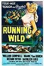 Running Wild (1955) Poster