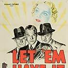 Richard Arlen, Virginia Bruce, Eric Linden, and Harvey Stephens in Let 'em Have It (1935)